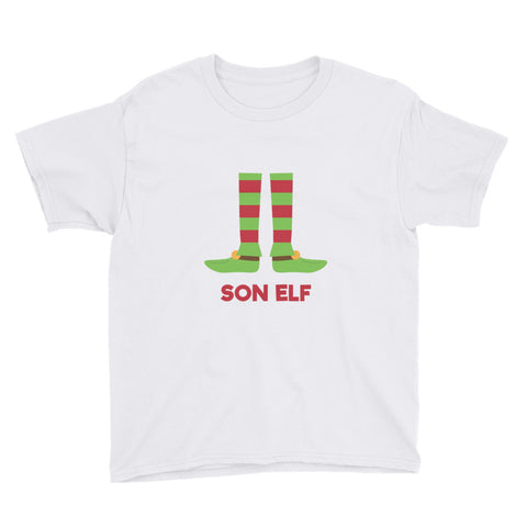 Son Elf Youth T-Shirt