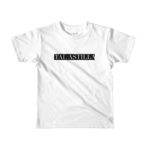 Tal Astilla - Short sleeve kids unisex t-shirt