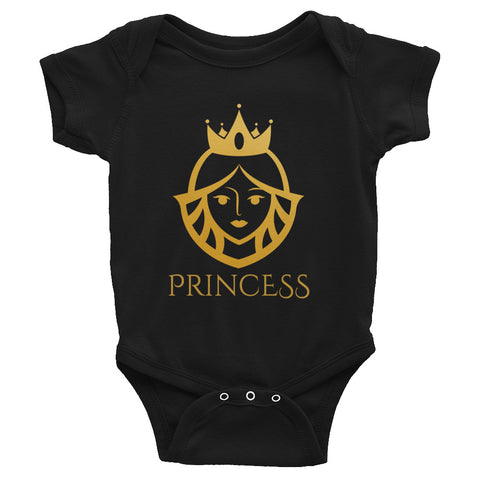 Princess Shoppinista Infant Bodysuit