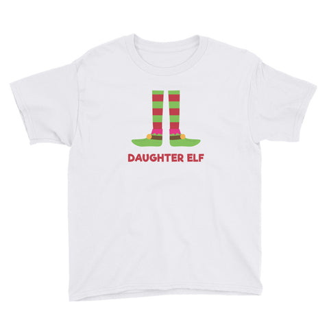 Daughter Elf Youth T-Shirt