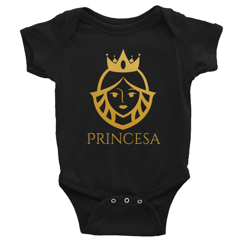 Princesa Shoppinista - Infant Bodysuit