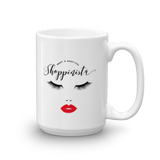 Smart & Beautiful Shoppinista Mug