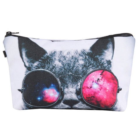 Varios Estilos - Cosmetic Bag Multi-Function Storage Bag Clutch Bag