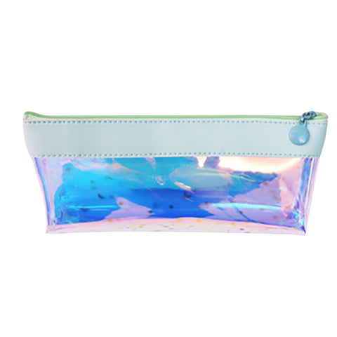 Holographic Cosmetic Bag or Pencil Case