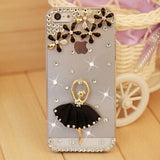 Various Bling Rhineston Case Cover For iPhone