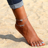 Layer Ankle Chain - Various Styles
