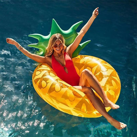 Pineapple Floats Inflatable