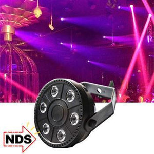 Sound Activated LED Stage Party Lights