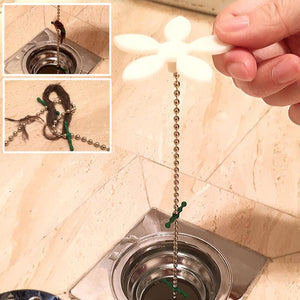 Super Star Hair Catcher - Never Clean a Clogged Drain Again! (10pc)