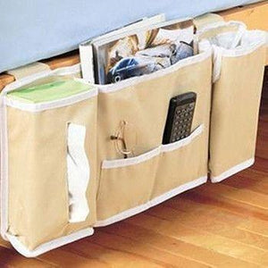 Bedside Storage (5 Pockets) Organizer