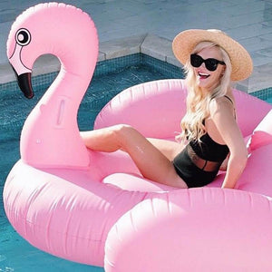 Inflatable Flamingo Float