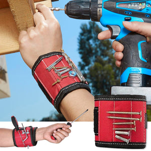 Magnetic Wristband - Keep Screws and Tools Close at Hand!