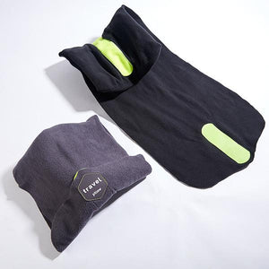 Travel Fitness Scarf Pillow