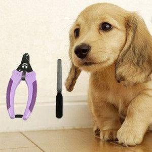 Professional Pet Nail Clipper with 1 Nail File