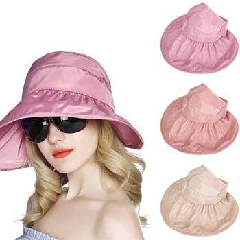 Classic Open-Top Design Trendy Hat - Sun Protective Rating of UPF 50+ - Next Deal Shop  - 1
