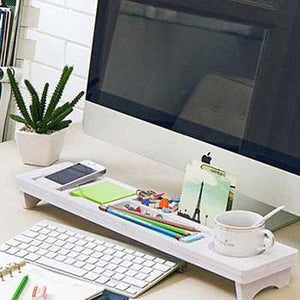 Creative Simple Computer Desk Organizer