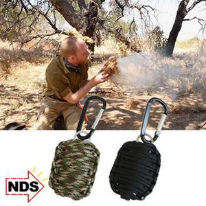 Key-Chain Survival Kit - Excellent Kit for EVERYONE!