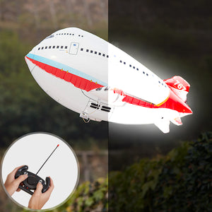 LED Remote Control Airplane Balloon