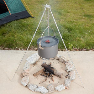 Portable Barbecue Grill Tripod