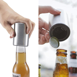 Easy Magnetic Bottle Opener