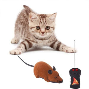 Remote Control Rat Toy for Pets