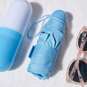 Anti-UV Mini Capsule Umbrella