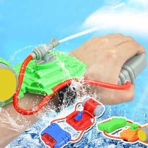 Wrist Toy Water Gun (2pc)