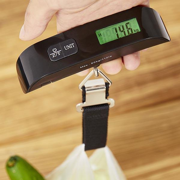 50kg Portable Luggage Weighing Scale