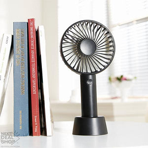 Rechargeable Portable Mini Fan