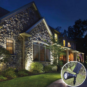 Premium Solar-Powered Landscape Sensor Lights