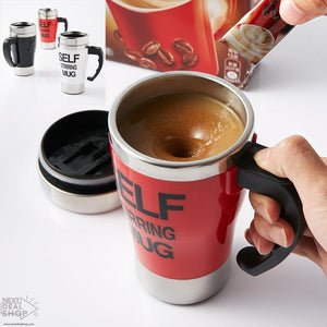 Self Stirring To-Go Mug (3 Colors Available)