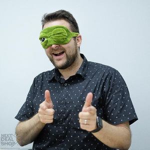 3D Funny Frog Eye Mask