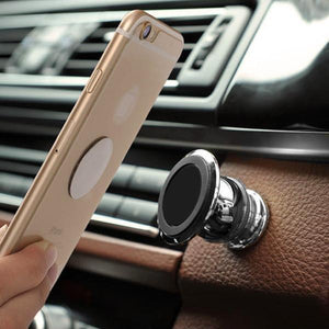 Premium Magnetic Dash Mount Kit for Cell Phones