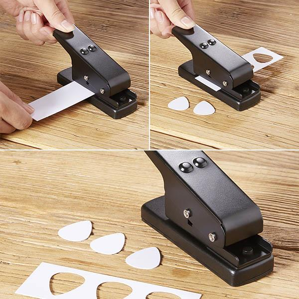 Guitar Pick Punch Kit