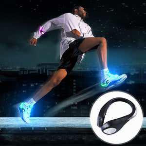 2 Pack LED Clip On Lights - Perfect for Night Runners!