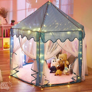 Fairy Castle Kids Play Tent