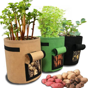 Eco-Friendly Plant Pot Bag