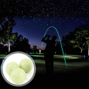 Glow-in-the Dark Golf Ball Set