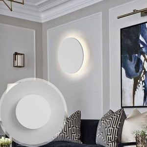 LED Eclipse Wall Light