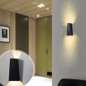 LED Trapezium Wall Lamp