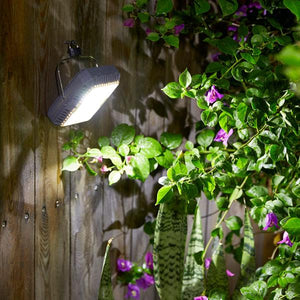 Solar-Powered USB Rechargeable Garden Projector Light