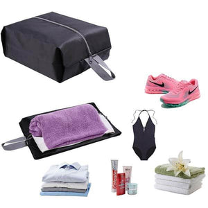 4 Pcs Travel Storage Shoe Bag