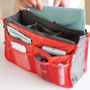 Multi-Pocket Purse Organizer - Perfect for switching between purses (2pc)