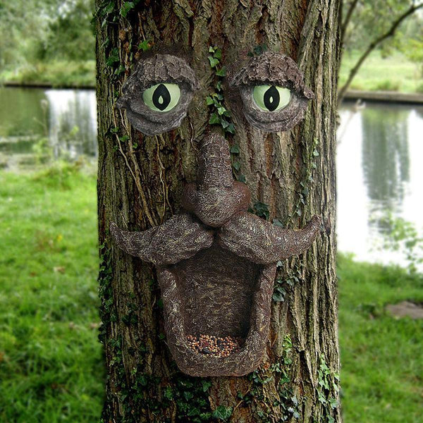Tree Face Sculpture Set-Next Deal Shop-Next Deal Shop