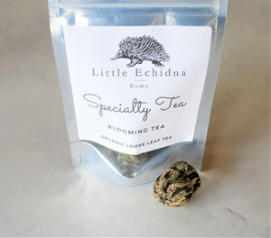 Little Echidna Home Specialty Tea - Blooming Tea