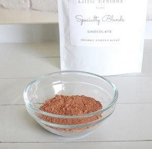 Little Echidna Home Organic Powder Blend - Chocolate