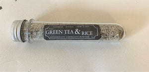 Harvest Bliss - Green Tea & Rice Exfoliant Powder
