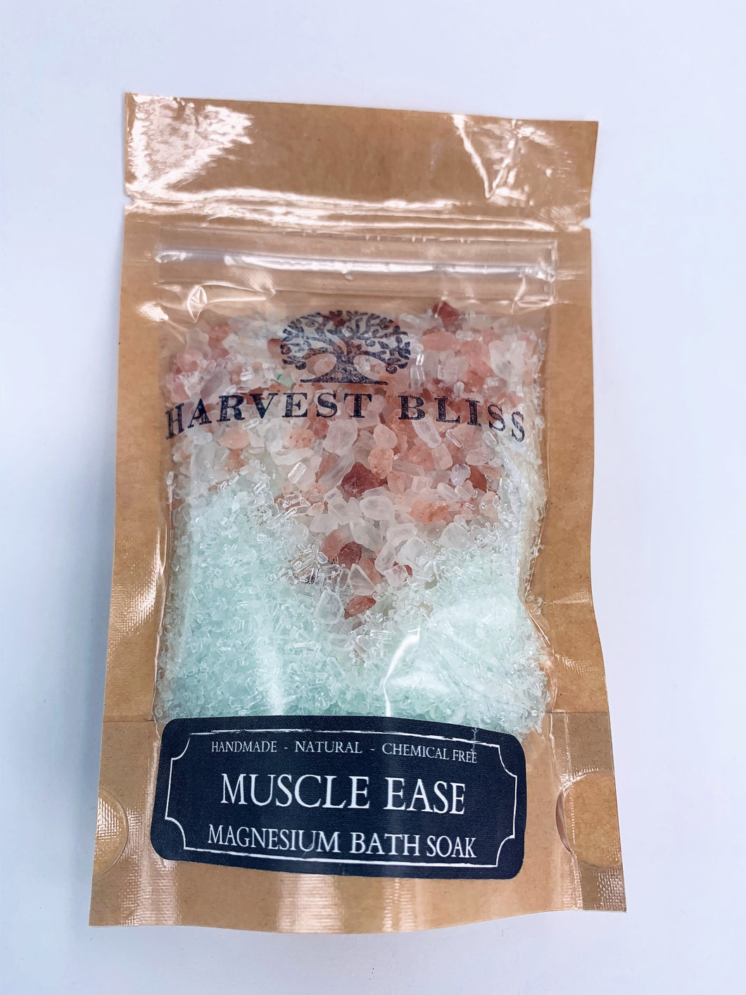 Harvest Bliss Muscle Ease Bath Soak
