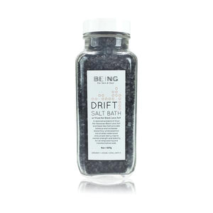 Being DRIFT restorative salt bath soak