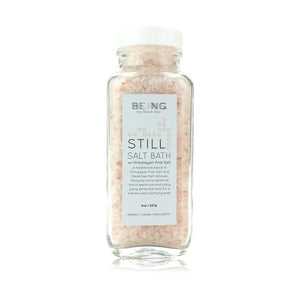 Being STILL Meditative Salt Bath Soak